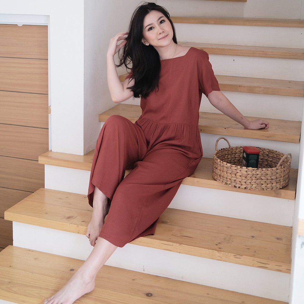 Ardith Loose Jumpsuit