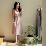 Arnelle Cotton Midi Dress