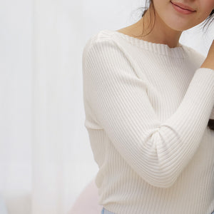 Load image into Gallery viewer, Diana Long-sleeves Knit Top