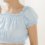 Enola Cotton Crop Top