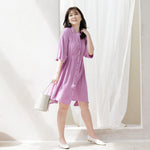 EunHee Loose Mini Dress