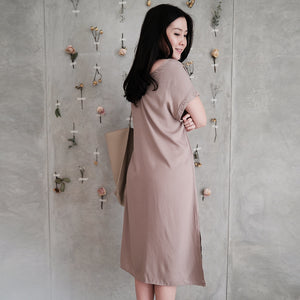 Load image into Gallery viewer, Helaine Simple Midi Dress