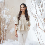 Joy Simple Cotton Top