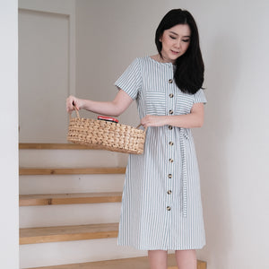 Kimmy Basic Midi Dress