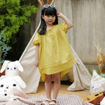 Allison Kids Cotton Dress
