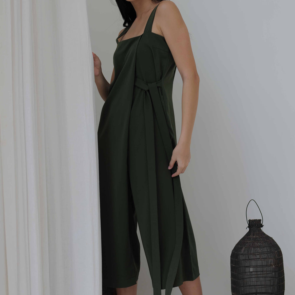 Alona Sleeveless Jumpsuit