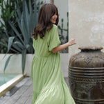 Liora Loose Long Dress