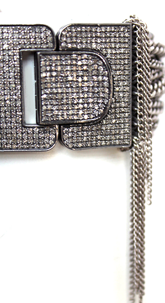 Diamond Buckle Bracelet