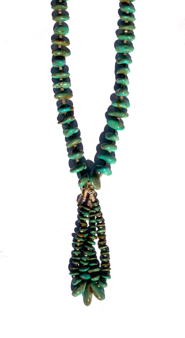 Long Jacla Necklace