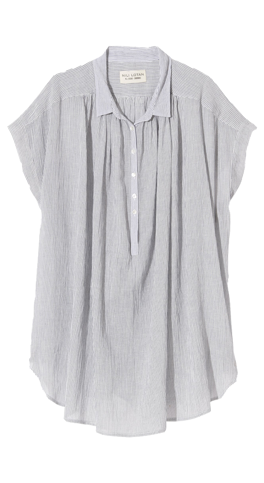 Normandy Blouse