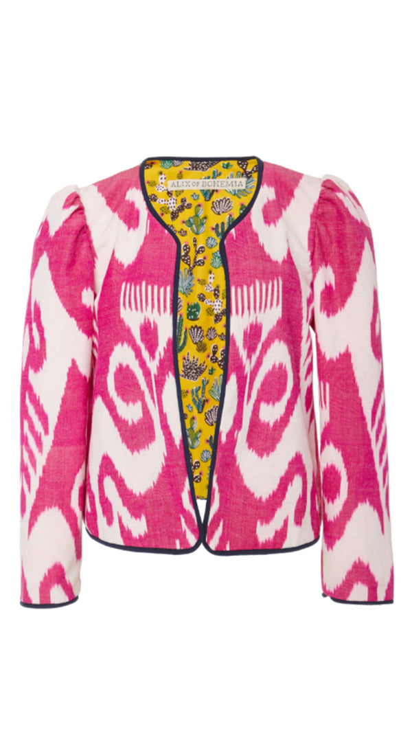 Sly Fox Ikat Jacket