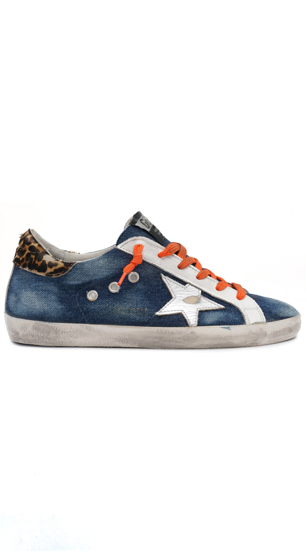 Superstar Sneaker Denim
