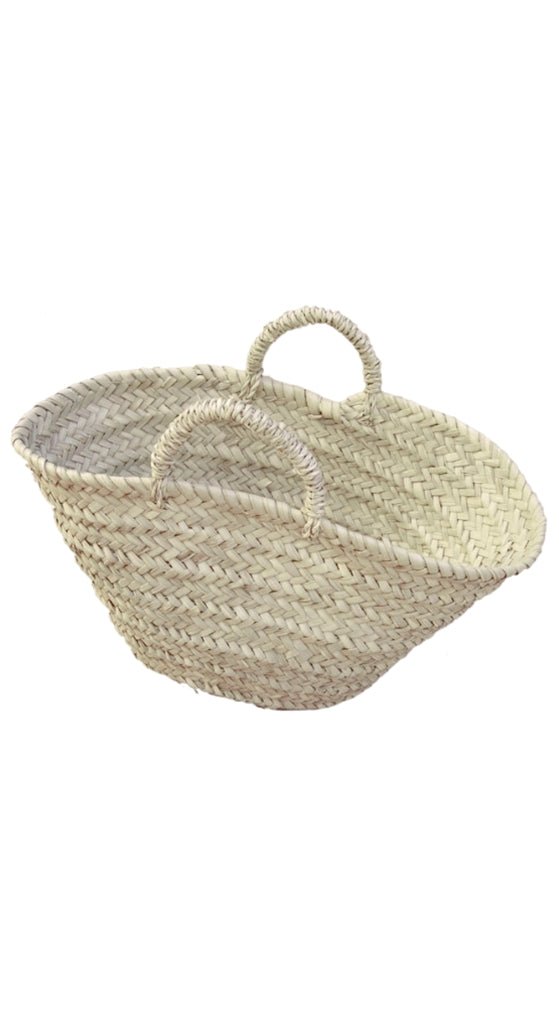 Baby Rope Basket