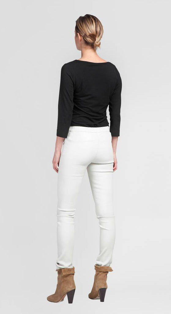 Carla Leather Legging