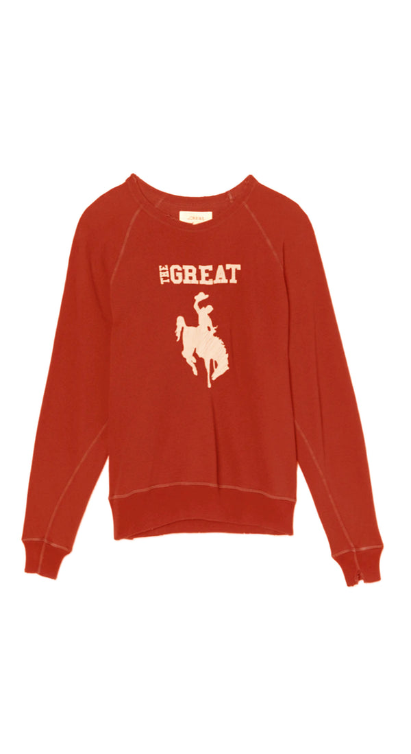 Cowgirl College Sweatshirt