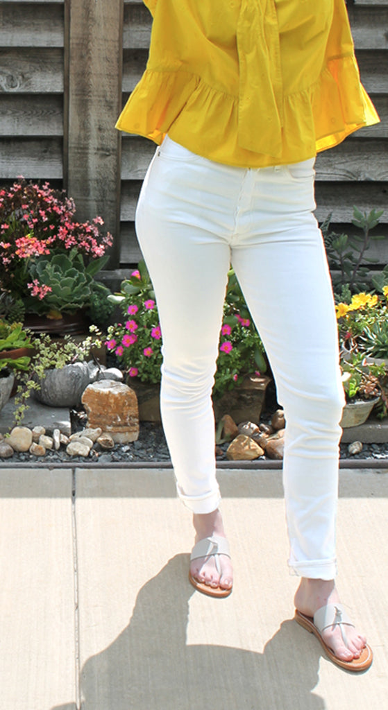 Olivia High Rise Jeans