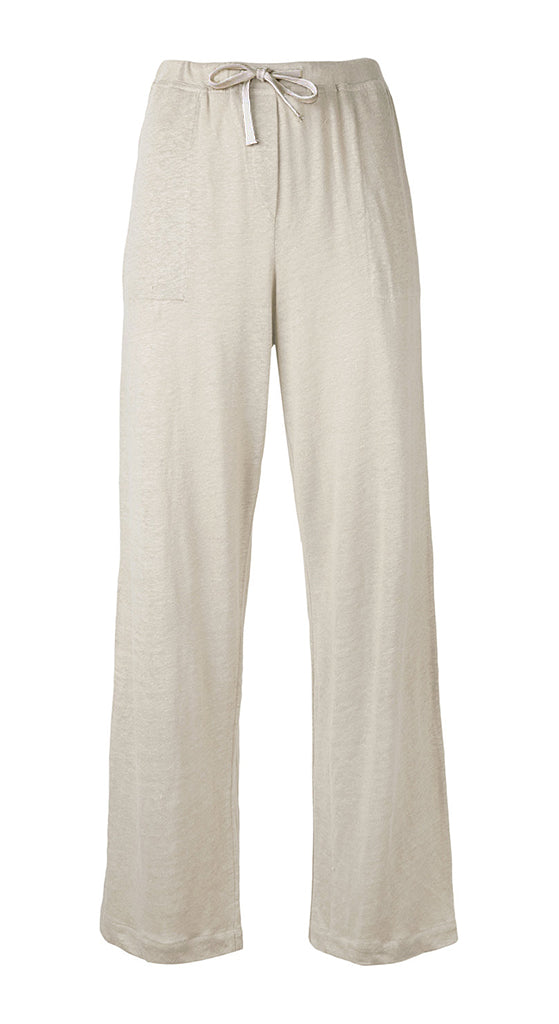 Viscose Satin Pants