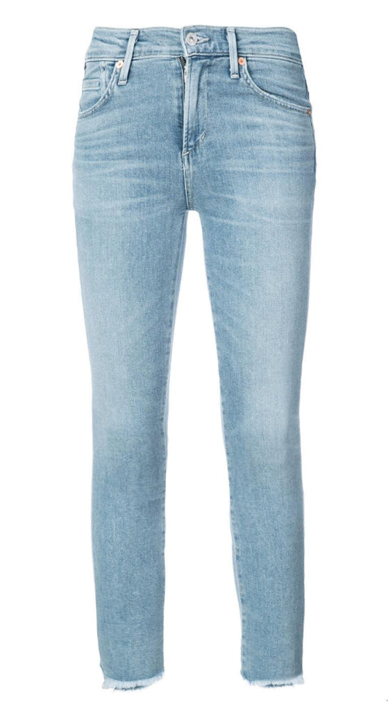 Rocket Crop Skinny Jean
