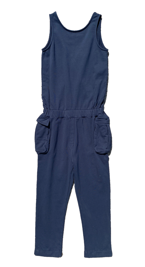 Jumpsuit With Cargo Pockets