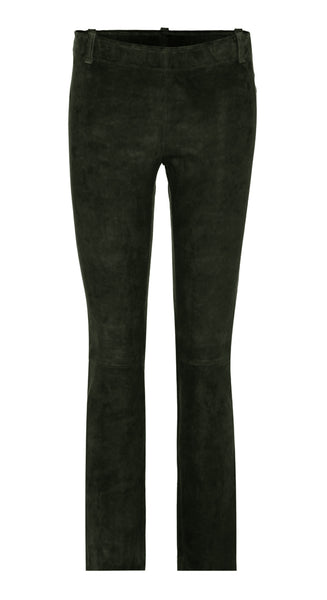 Jacky Suede Pant