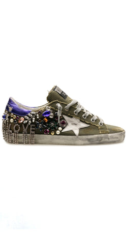 Superstar Sneaker Crystal