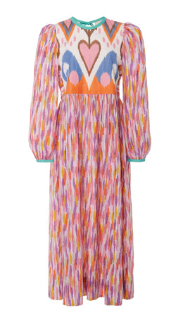 Tallulah Ikat Dress