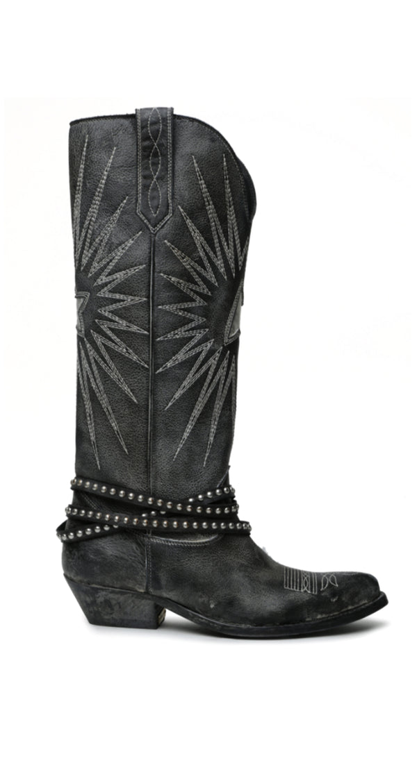 Wish Star Nappa Boot