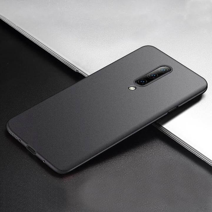OnePlus 7 Pro Ultra-Thin Matte Paper Back Case