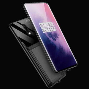OnePlus 7 Portable 6000 mAh Battery Shell case
