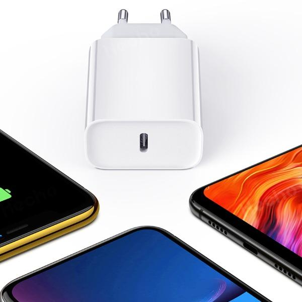 iPhone USB-C 20W Power Adapter