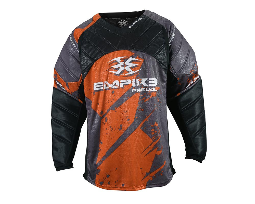 Empire 2015 Prevail F5 Paintball Jersey - Orange