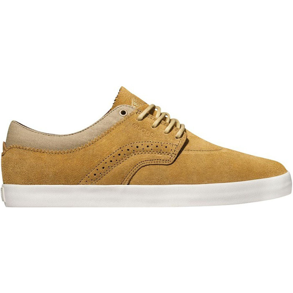 Globe The Taurus - Mustard - Skateboard Shoes