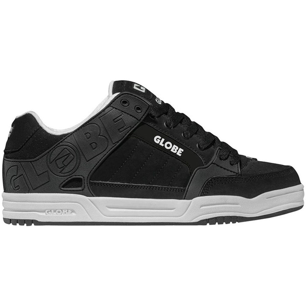 Globe Tilt - Black/White - Skateboard Shoes