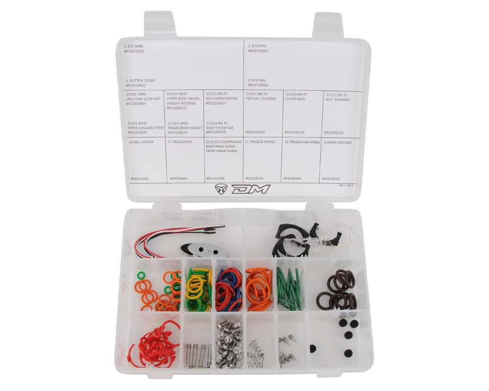 Dye DM11/12/13/14 Replacement Parts Kit - Medium