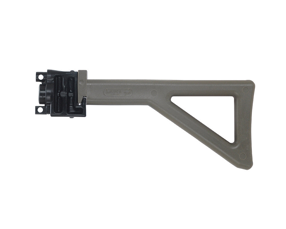 Lapco Tippmann A5 PDW Folding Stock - Flat Dark Earth