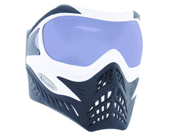 V-Force Grill Paintball Mask - SE White/Black