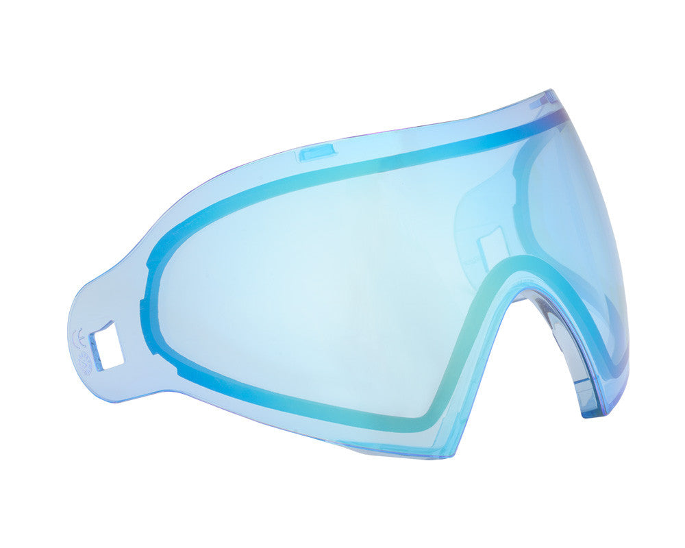 Dye I4 Thermal Mask Lens - Dyetanium Blue Flash