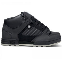 DVS Militia Boot - Black Gunny 007 - Skateboard Shoes