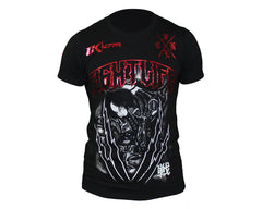 Contract Killer Fighting Demonz T-Shirt - Black