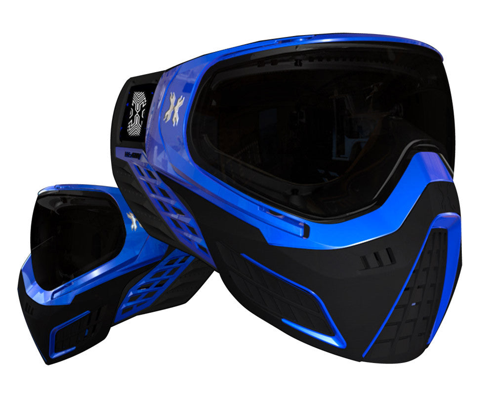 HK Army KLR Paintball Mask - Blue