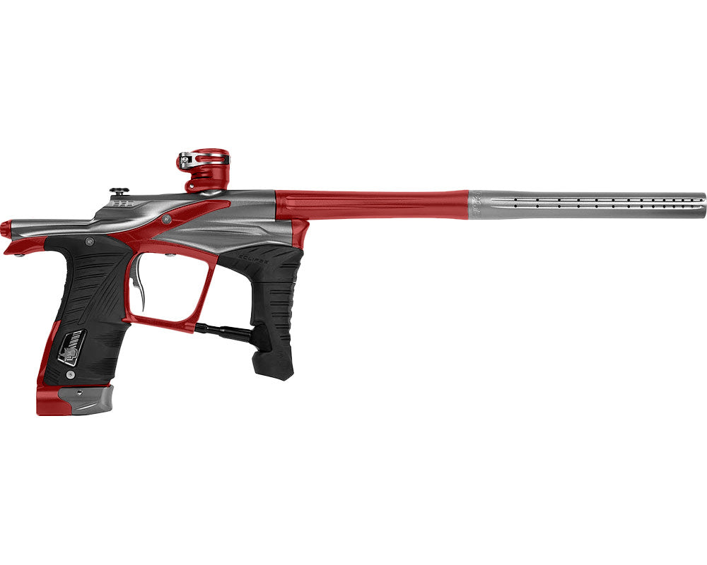Planet Eclipse Ego LV1 Paintball Gun - Grey/Red