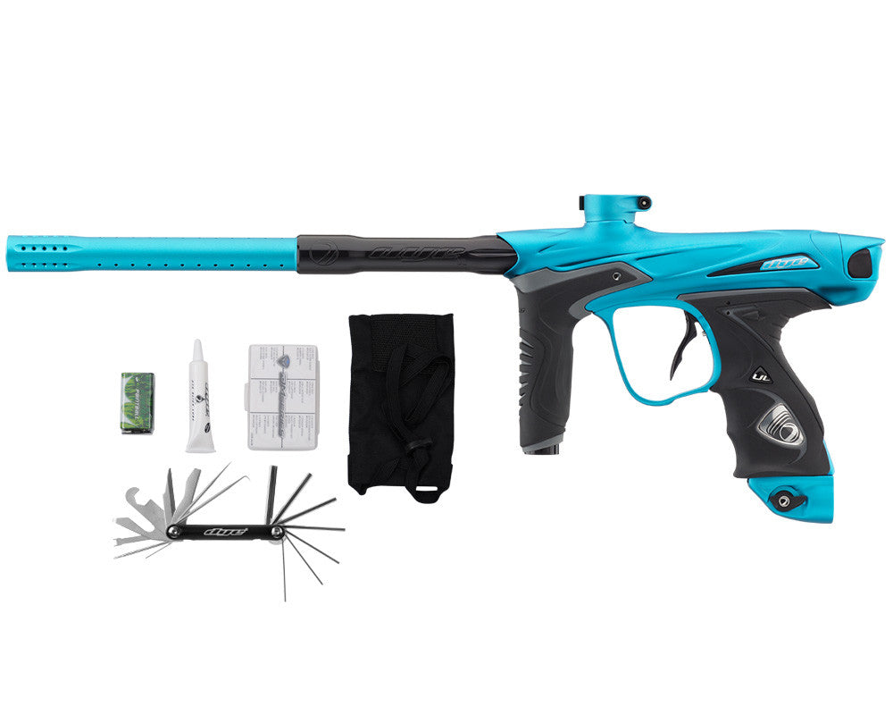 Dye DM15 Paintball Gun - Powder Blue
