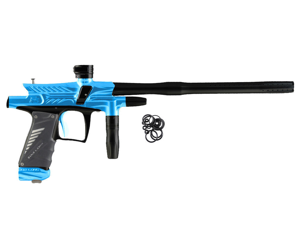 2012 Bob Long G6R F5 OLED Intimidator - Teal/Black