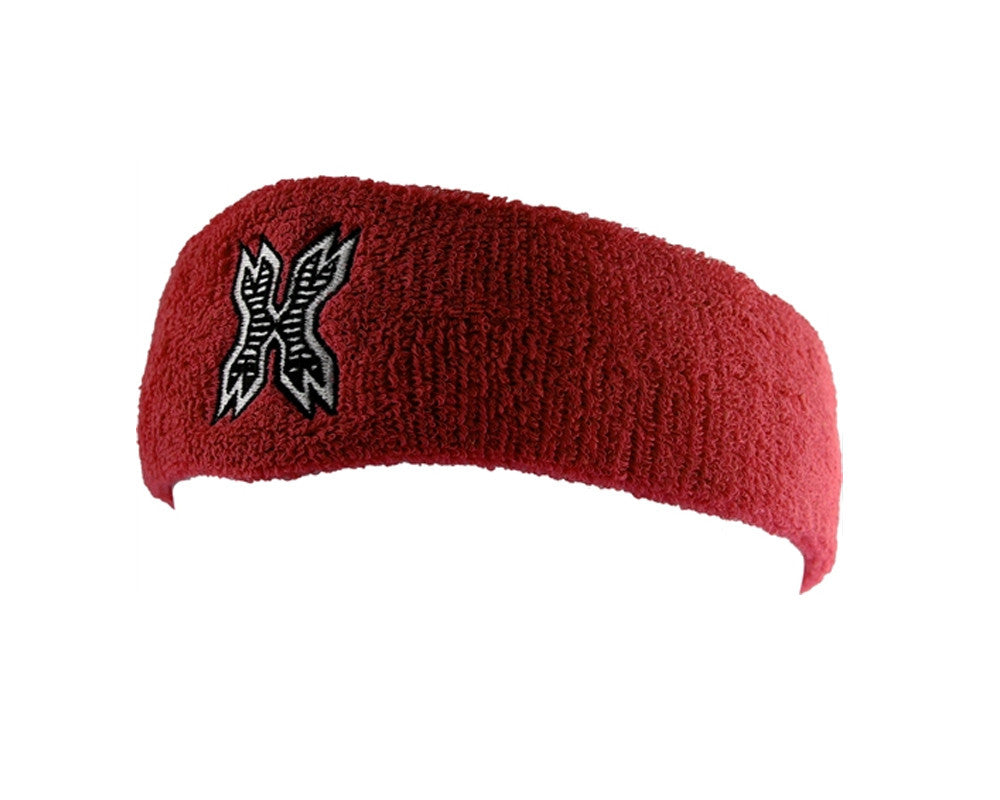 HK Army Icon Sweatband - Red/Black