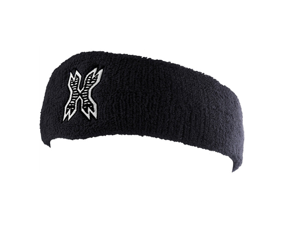 HK Army Icon Sweatband - Black/White