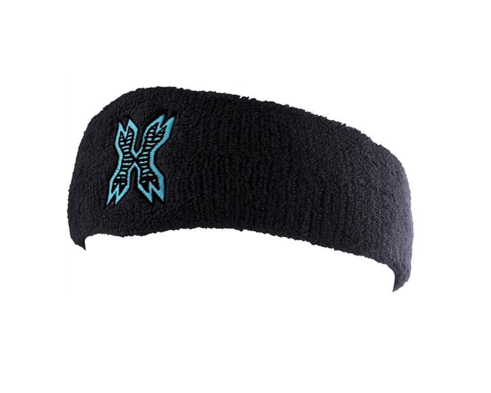 HK Army Icon Sweatband - Black/Teal