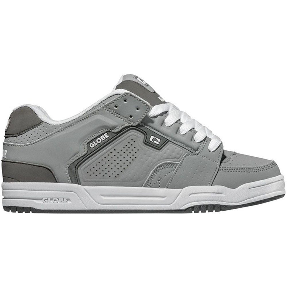 Globe Scribe - Grey/Charcoal - Skateboard Shoes