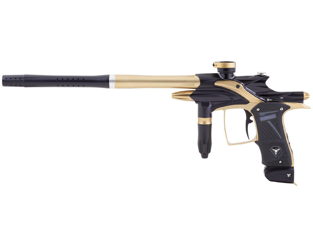 Dangerous Power Fusion Elite Paintball Gun - Black/Gold