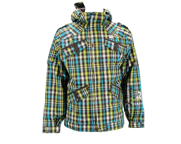 DC Data 2010 - GOK - Snowboarding Jacket - Large