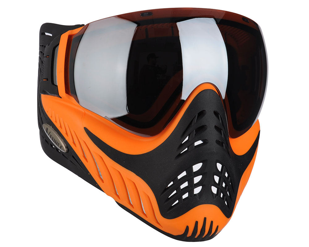 V-Force Profiler Paintball Mask - SE Orange/Black